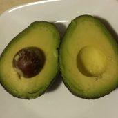 Creamy avacados